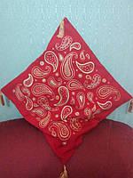 Наволочка на декоративную подушку