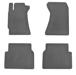 Килимки в салон для Subaru Forester II 02-07 (комплект - 4 шт) 1029034