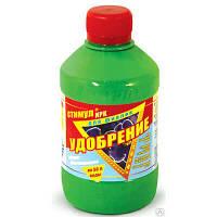 """Жидкое удобрение ТМ """"Чистый лист"""" Стимул NPK (310 мл), для фиалок"""