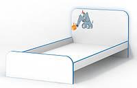Кровать в детскую Слоник без ботиков