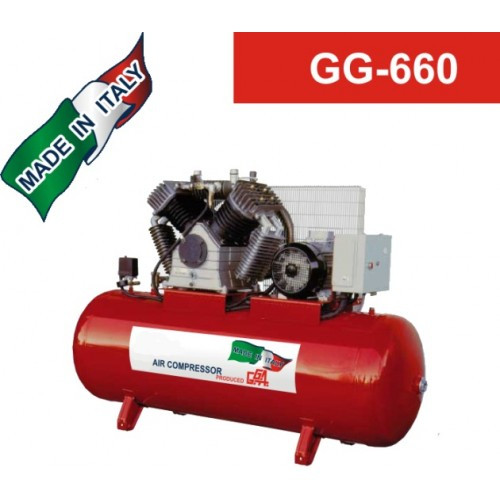 Компрессор поршневой с ременной передачей GG 660