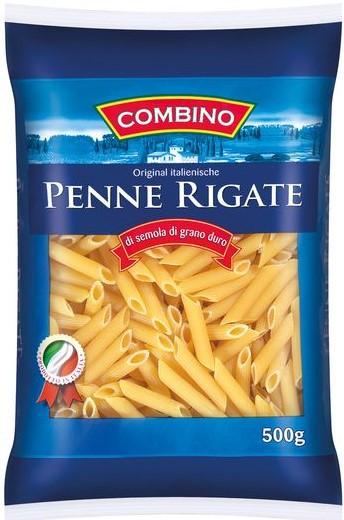 Макароны Combino Penne Rigate (Комбино) 500 г. Италия