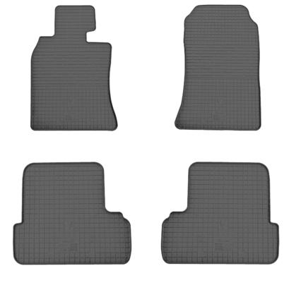 Килимки в салон для Mini Cooper I (R50/52/53) 01-/ Cooper II (R55/56/57) 06- (комплект - 4 шт) 1032014
