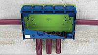 K — спеціальні розподільчі коробки Spelsberg IBT Export GB and USA Standard під заливку у стіни