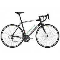 """шоссейный велосипед Bergamont 28"""" Prime 6.0 2016 (53 см, черный-белый)"""