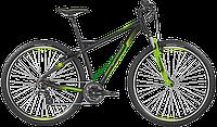 горный велосипед Bergamont Revox 2.0 2016 год (47 см, черный-лаймовый)
