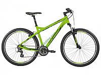 горный велосипед Bergamont Roxtar 2.0 2016 год (47 см, лаймовый)