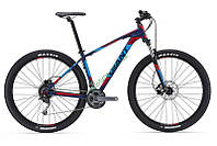 горный велосипед Giant Talon 29er 2 2016 (L, темный синий)
