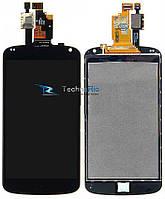 Модуль Дисплей с тачскрином LG E960/Nexus 4 черный