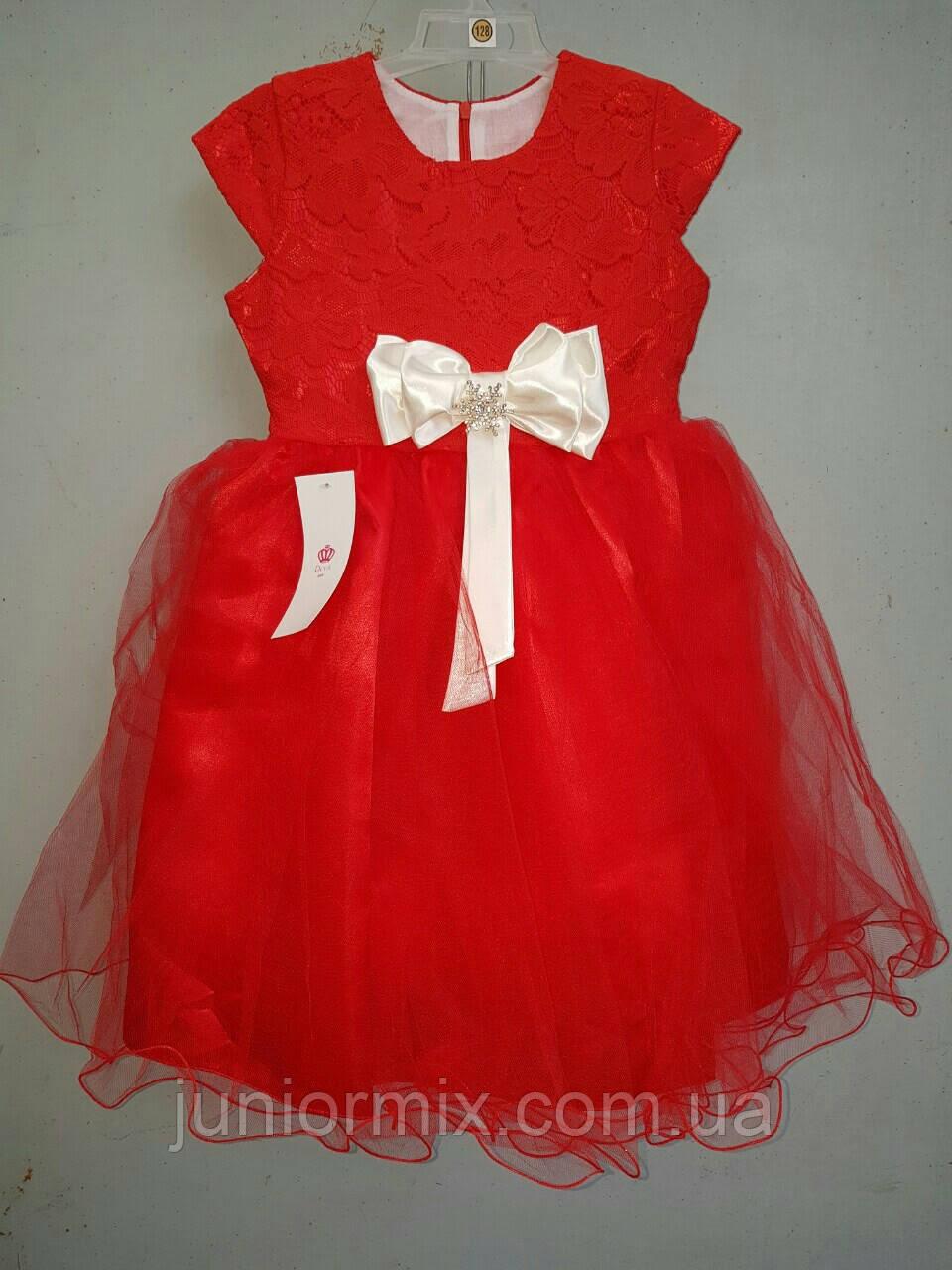 Платье на девочку нарядное DEVA. ПОЛЬША.