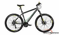 """горный велосипед Comanche Tomahawk 27.5 (19"""", черный)"""