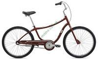 """городской велосипедFuji Barnebey 3 26 (16"""", коричневый)"""