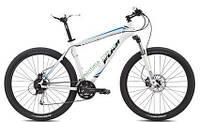 """горный велосипед Fuji Nevada 27,5 1.5 (21"""", белый-синий)"""