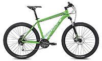 """горный велосипед Fuji NEVADA 27,5 1.4 (19"""", зеленый-серебристый)"""