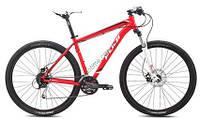 """горный велосипед Fuji Nevada 29 1.5 (17"""", красный-белый)"""