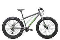 """горный велосипед Fuji Wendigo 26 (17"""", серый-зеленый)"""