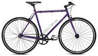 шоссейный велосипед Fuji Declaration 28 (55 см, фиолетовый)