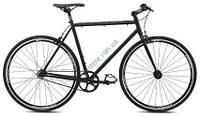 шоссейный велосипед Fuji Declaration 28 (58 см, черный)