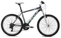 """горный велосипед Fuji Nevada 1.9 26 (19"""", серебристый-белый)"""