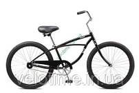 подростковый велосипедFuji Sanibel 24 (черный)