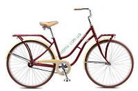 """городской велосипедFuji Mio Amore 28 (15"""", красный)"""