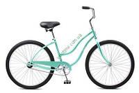 городской велосипед Fuji Sanibel LS 26 (бирюзовый)