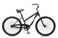 """городской велосипед Fuji Captiva ST 26 (17"""", черный)"""