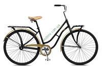 """городской велосипед  Fuji Mio Amore 28 (19"""", черный)"""