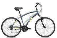 """городской велосипед Fuji Crosstown 26 1.1 (16"""", серый)"""