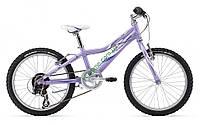детский велосипед Giant Revel Jr Lite 20 Girls 2014 (фиолетовый)