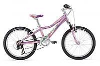 детский велосипед Giant Areva 1 20 2014 (розовый)