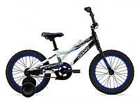 детский велосипед Giant Animator 16 2014 (белый-синий)