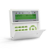 Кодовая клавиатура INT-KLCDR-GR для постановки и снятия с охраны