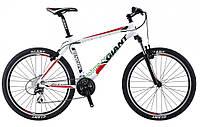 горный велосипед Giant Rincon 26 2014 (M, белый-красный)