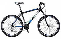 горный велосипед Giant Rincon 26 2014 (M, черный-синий)