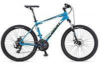 горный велосипед Giant Revel 2 26 2014 (L, синий)