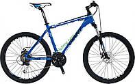 горный велосипед Giant ATX Elite 1 26 2014 (M, синий-черный-белый)