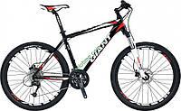 горный велосипед Giant ATX Elite 0 26 2014 (M, черный-красный)