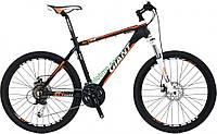 горный велосипед Giant ATX Elite 1 26 2014 (M, черный-белый-оранжевый)