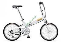 складной велосипед Giant Halfway 2014 (белый)