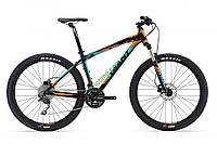 горный велосипед Giant Talon 27.5 2 Ltd 2016 (L, черный-оранжевый)