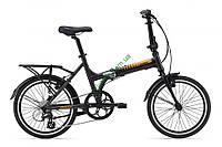 складной велосипед Giant ExpressWay 1 2016 (серый)