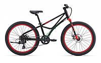 подростковый велосипед Giant Motr 24 2016 (черный)
