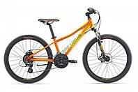 подростковый велосипед Giant XTC Jr 24 1 Disc 2016 (оранжевый)