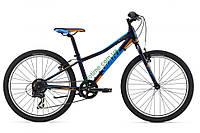 подростковый велосипед Giant XTC Jr 24 Lite 2016 (синий)