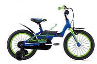 детский велосипед Giant Amplify 16 2016 (синий)