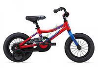 детский велосипед Giant Animator 12 2016 (синий-красный)