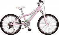 детский велосипед Giant Areva 1 20 2012 (розовый)