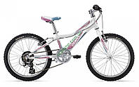 детский велосипед Giant Areva 1 Lite 20 2013 (белый-розовый)