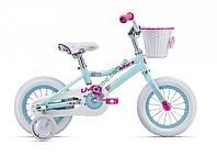 детский велосипед Liv Adore 12 2016 (синий)